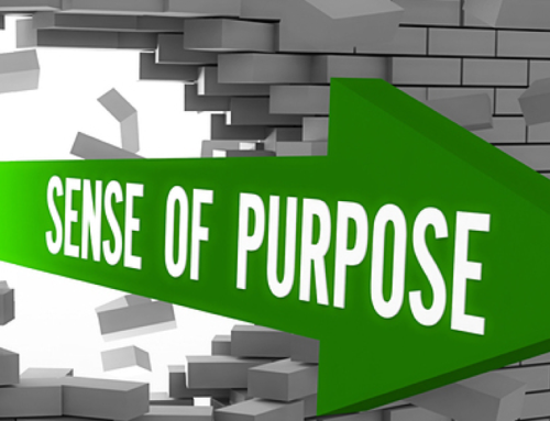 Purposeful Work; Providing Purpose